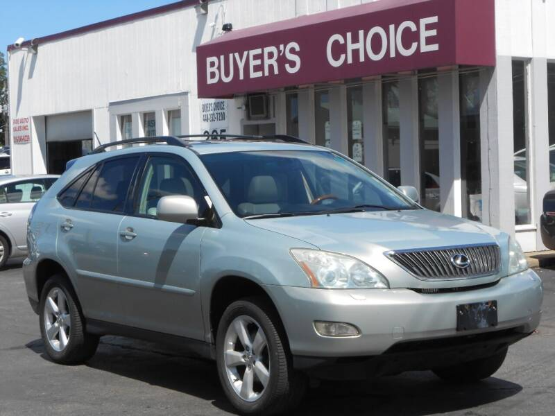 2004 Lexus RX 330 for sale at Buyers Choice Auto Sales in Bedford OH
