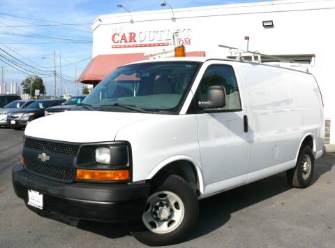 2011 Chevrolet Express Cargo for sale at MY CAR OUTLET in Mount Crawford VA
