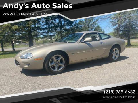 2000 Jaguar XK-Series for sale at Andy's Auto Sales in Hibbing MN