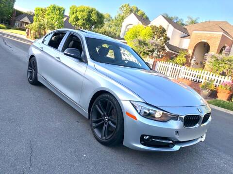 2012 BMW 3 Series for sale at Carmelo Auto Sales Inc in Orange CA