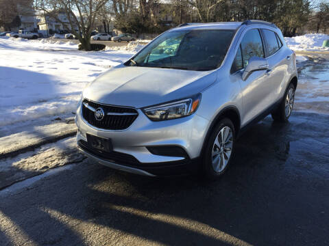 2017 Buick Encore for sale at UNITED AUTO SALES & SERVICE  INC in Waterbury CT