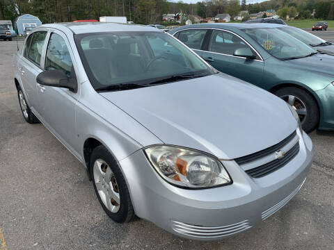 2008 Chevrolet Cobalt for sale at BURNWORTH AUTO INC in Windber PA
