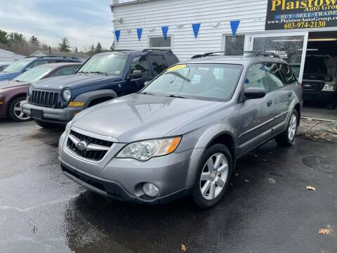 2008 Subaru Outback for sale at Plaistow Auto Group in Plaistow NH