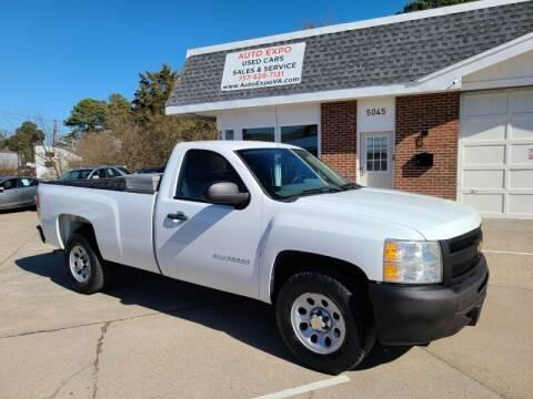 2013 Chevrolet Silverado 1500 for sale at Auto Expo in Norfolk VA