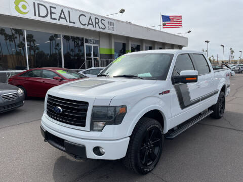 2014 Ford F-150 for sale at Ideal Cars Atlas in Mesa AZ