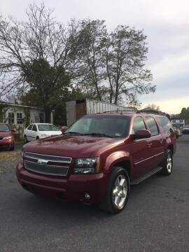 2007 Chevrolet Suburban for sale at Village Auto Center INC in Harrisonburg VA