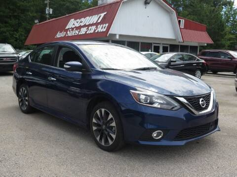 2019 Nissan Sentra for sale at Discount Auto Sales in Pell City AL