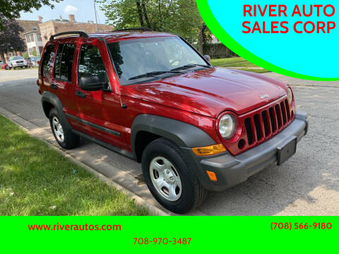 2006 Jeep Liberty for sale at RIVER AUTO SALES CORP in Maywood IL