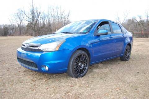 2010 Ford Focus for sale at New Hope Auto Sales in New Hope PA