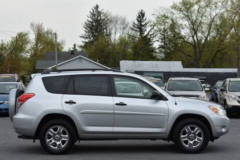 2007 Toyota RAV4 for sale at Broadway Garage of Columbia County Inc. in Hudson NY