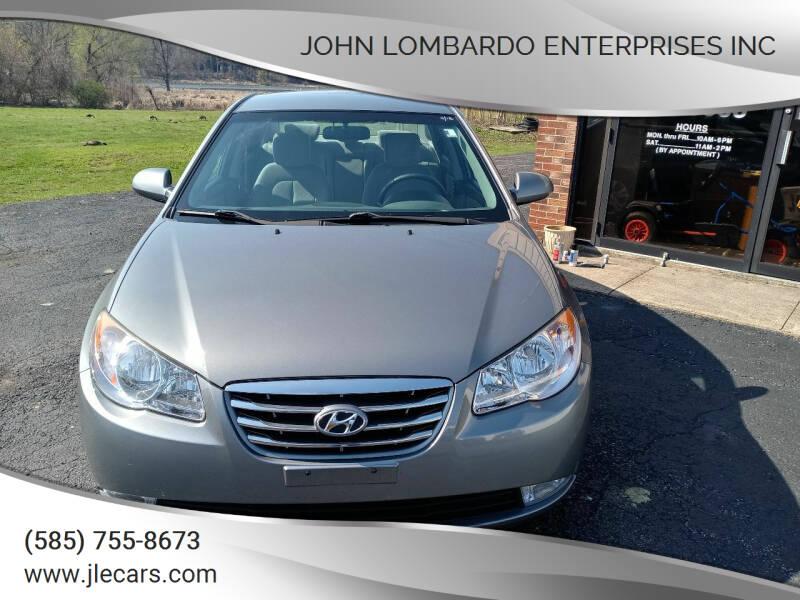 2010 Hyundai Elantra for sale at John Lombardo Enterprises Inc in Rochester NY