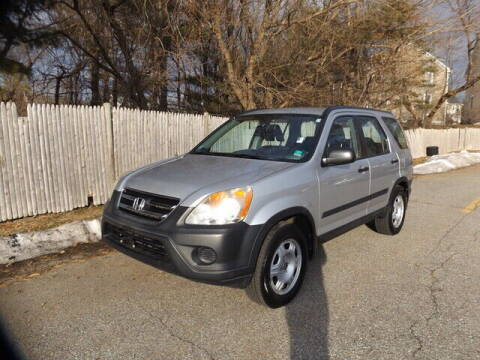 2006 Honda CR-V for sale at Wayland Automotive in Wayland MA