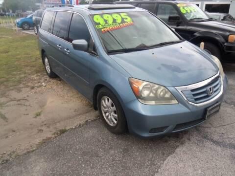 2009 Honda Odyssey for sale at ORANGE PARK AUTO in Jacksonville FL