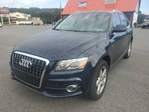 2011 Audi Q5 for sale at Mulligan's Auto Exchange LLC in Paxinos PA