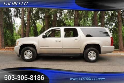 2007 Chevrolet Suburban for sale at LOT 99 LLC in Milwaukie OR