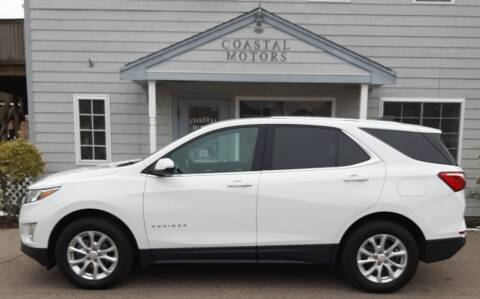 2019 Chevrolet Equinox for sale at Coastal Motors in Buzzards Bay MA