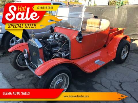 1923 Ford Model T for sale at Auto Emporium in Wilmington CA