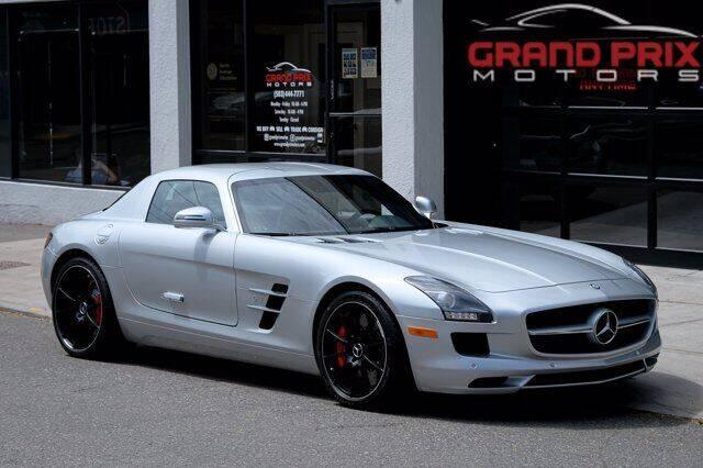 2012 Mercedes-Benz SLS AMG for sale in Portland, OR