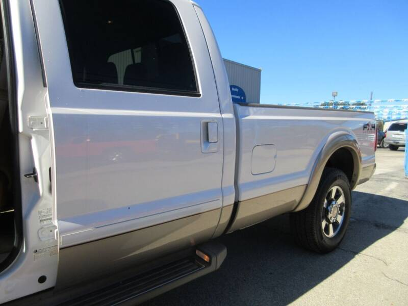 2011 Ford F-250 Super Duty 4x4 King Ranch 4dr Crew Cab 8 ft. LB Pickup - Tyler TX