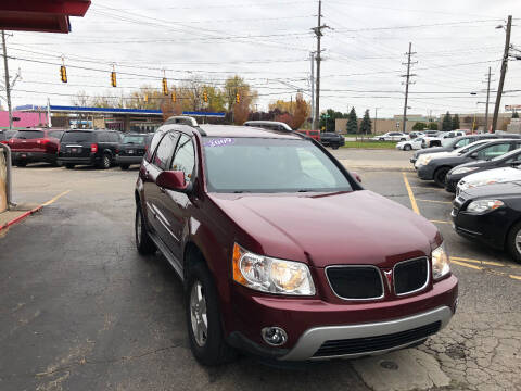 2009 Pontiac Torrent for sale at Drive Max Auto Sales in Warren MI
