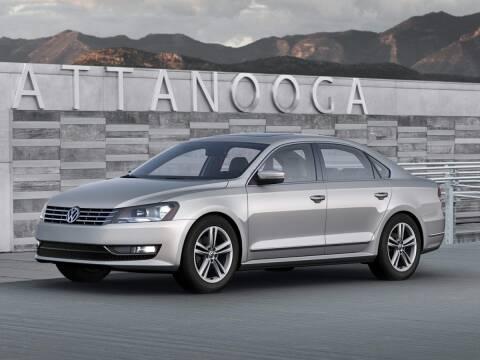 2012 Volkswagen Passat for sale at Bill Gatton Used Cars - BILL GATTON ACURA MAZDA in Johnson City TN