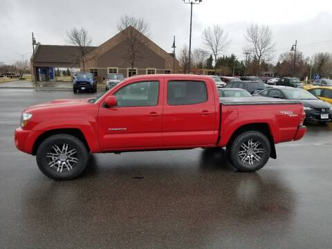 2008 Toyota Tacoma for sale at ROSSTEN AUTO SALES in Grand Forks ND