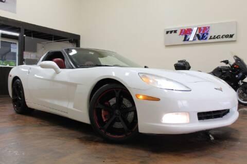 2007 Chevrolet Corvette for sale at Driveline LLC in Jacksonville FL