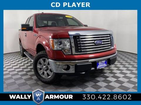 2012 Ford F-150 for sale at Wally Armour Chrysler Dodge Jeep Ram in Alliance OH