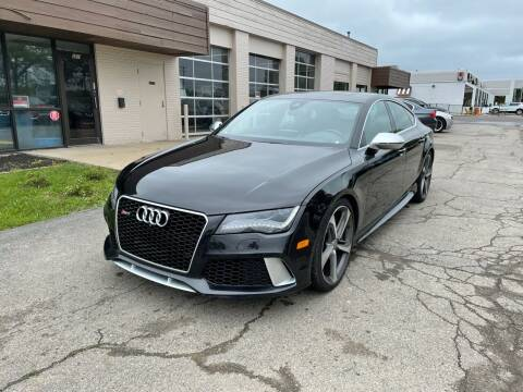 2014 Audi RS 7 for sale at Dean's Auto Sales in Flint MI