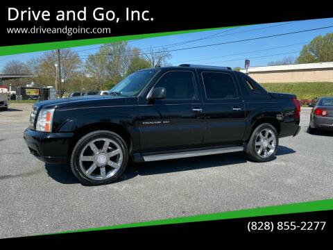 2004 Cadillac Escalade EXT for sale at Drive and Go, Inc. in Hickory NC