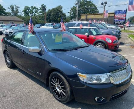 2008 Lincoln MKZ for sale at Primary Motors Inc in Commack NY