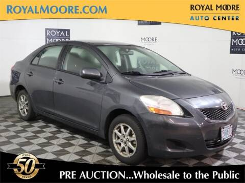 2010 Toyota Yaris for sale at Royal Moore Custom Finance in Hillsboro OR