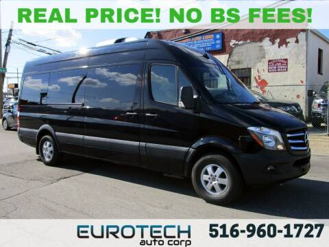 2018 Mercedes-Benz Sprinter Passenger for sale at EUROTECH AUTO CORP in Island Park NY