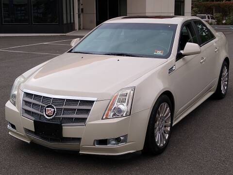 2010 Cadillac CTS for sale at MAGIC AUTO SALES in Little Ferry NJ