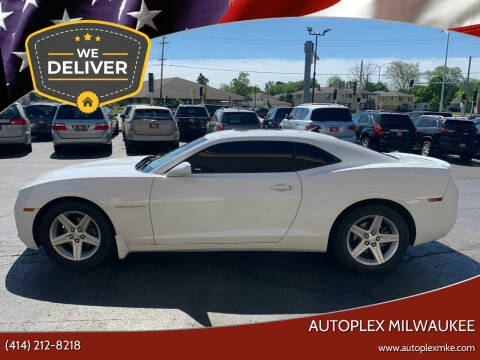 2012 Chevrolet Camaro for sale at Autoplex 3 in Milwaukee WI