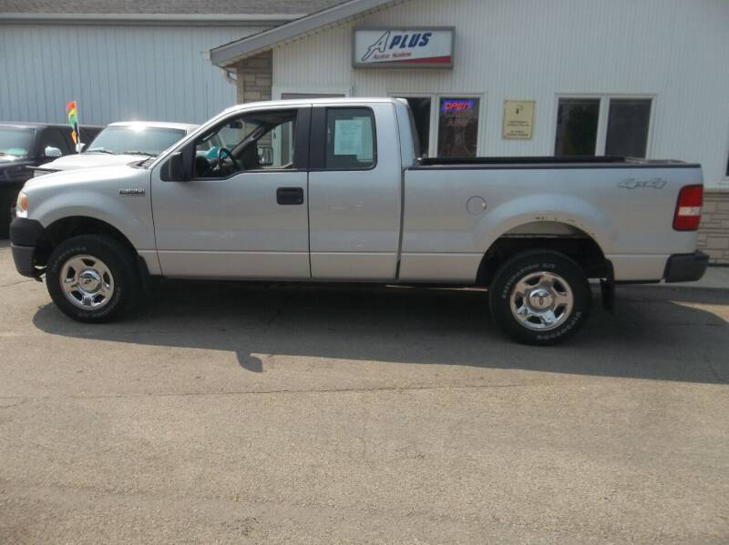 2007 Ford F-150 for sale at A Plus Auto Sales in Sioux Falls SD