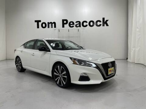 2019 Nissan Altima for sale at Tom Peacock Nissan (i45used.com) in Houston TX