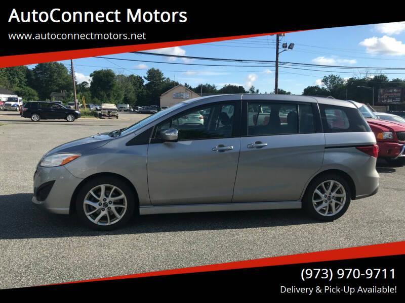 2013 Mazda MAZDA5 for sale at AutoConnect Motors in Kenvil NJ