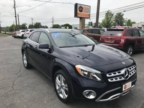 2018 Mercedes-Benz GLA for sale at Cars 4 Grab in Winchester VA