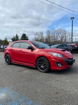 2013 Mazda MAZDASPEED3 for sale at LKL Motors in Puyallup WA