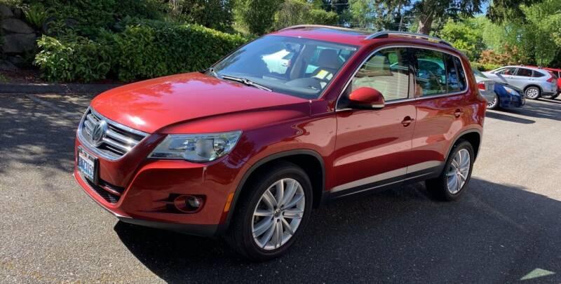 2011 Volkswagen Tiguan for sale in Shoreline, WA