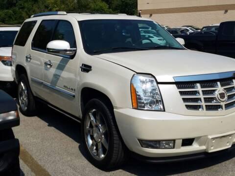 2008 Cadillac Escalade for sale at Sarpy County Motors in Springfield NE