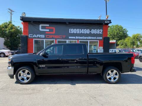 2016 Chevrolet Silverado 1500 for sale at Cars Direct in Ontario CA