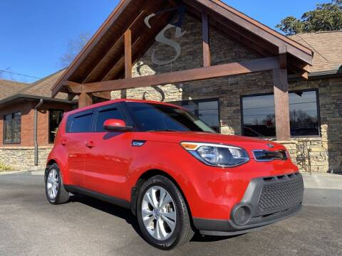 2015 Kia Soul for sale at Auto Solutions in Maryville TN