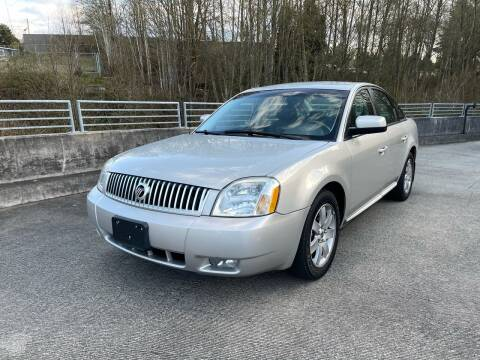 2006 Mercury Montego for sale at Zipstar Auto Sales in Lynnwood WA