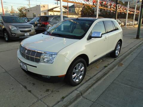 2007 Lincoln MKX for sale at Car Center in Chicago IL