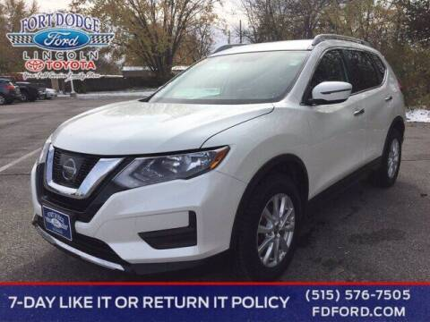 2017 Nissan Rogue for sale at Fort Dodge Ford Lincoln Toyota in Fort Dodge IA