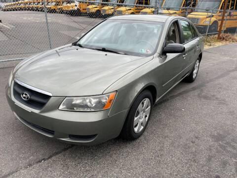 2007 Hyundai Sonata for sale at SNS AUTO SALES in Seattle WA
