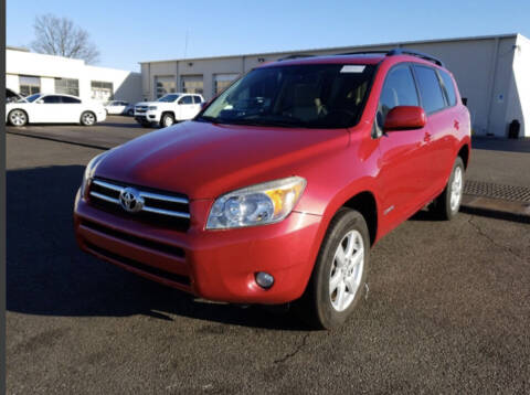 2007 Toyota RAV4 for sale at Auto Town Used Cars in Morgantown WV
