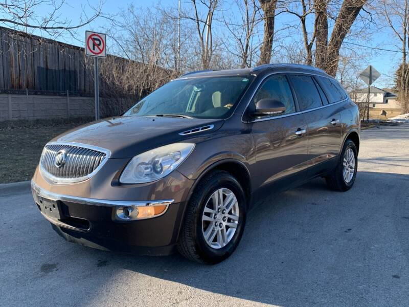 2012 Buick Enclave for sale at Posen Motors in Posen IL